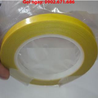 băng dính chịu nhiệt silicone