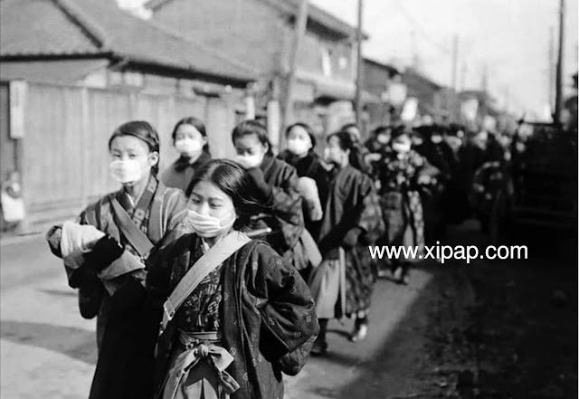 The Spanish Influenza Pandemic: a lesson from history 100 years after 1918 | 101 വർഷങ്ങൾക്കുമുൻപ് ഇതേ അവസ്ഥ ലോകം അനുഭവിച്ച ദുരിതത്തിന് ഈ ഫോട്ടോസ് സാക്ഷി