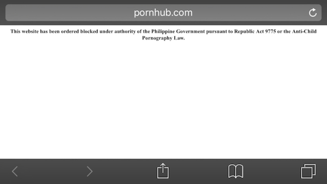 Fashion Pulis Repost Some Porn Sites Blocked In Ph-9189