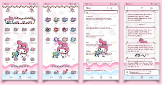 My Melody Love Theme for VIVO All Versi 1