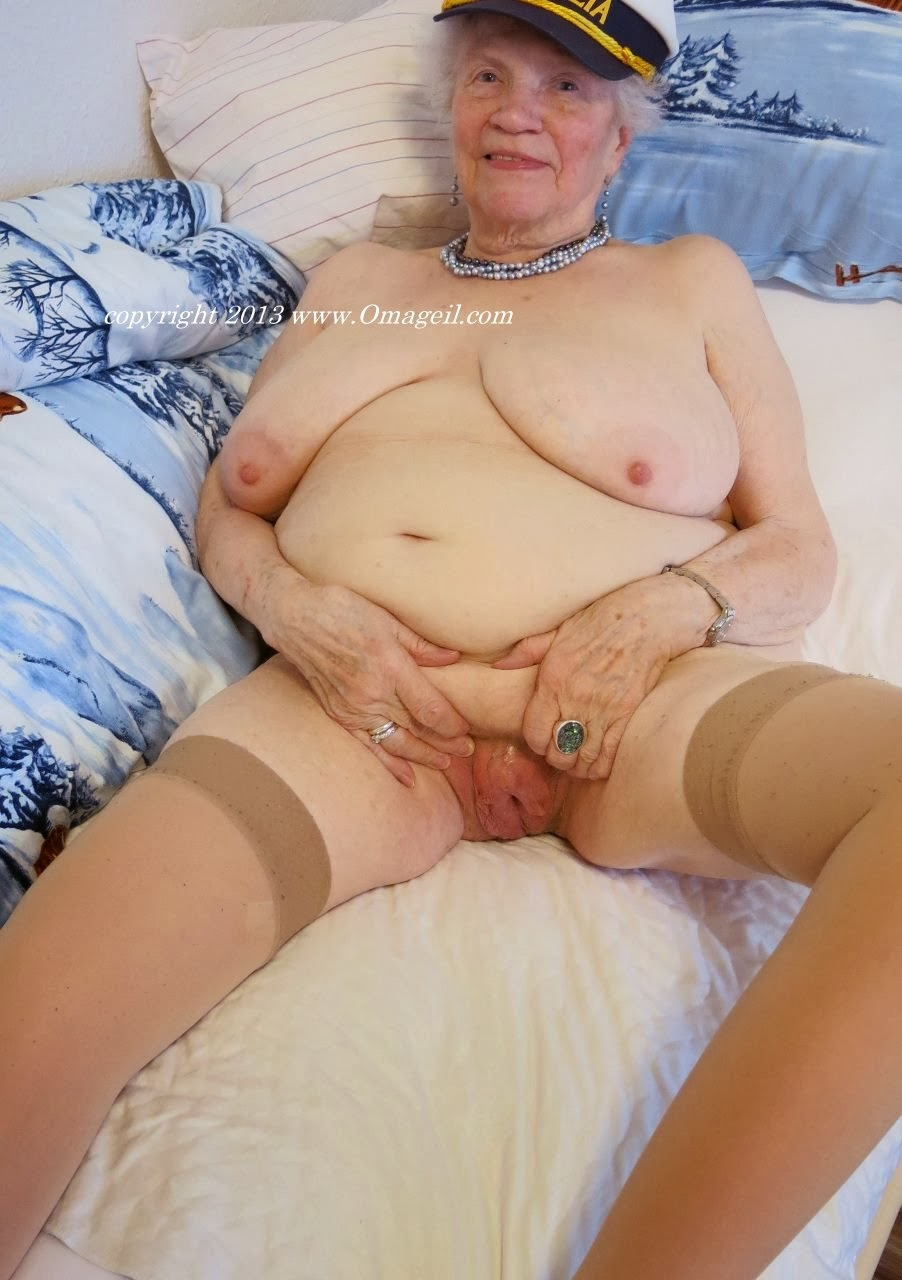 Oma free porn