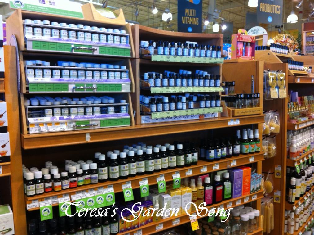Teresa's Garden Song: Home-Made / Custom Perfume Experience