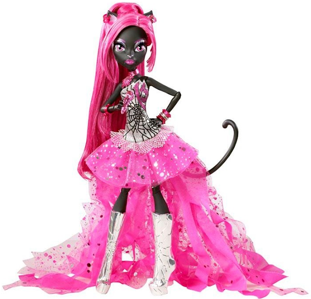 have you seen catty noir doll her expected release date is on