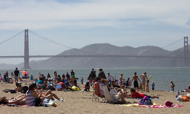 Praias em San Francisco