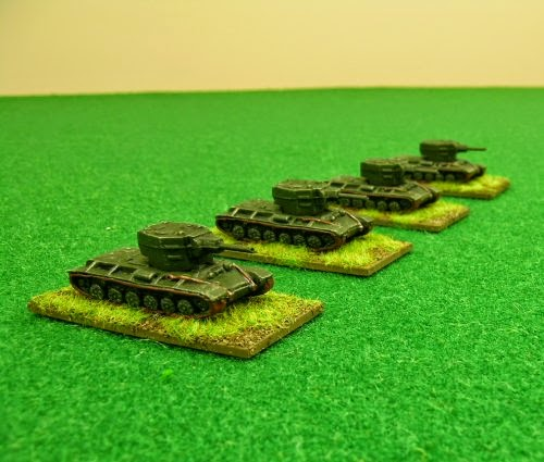 Heavy Tank Regiment with KV 2 picture 3
