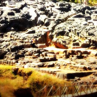 Formações Rochosas de Qenko, em Cusco