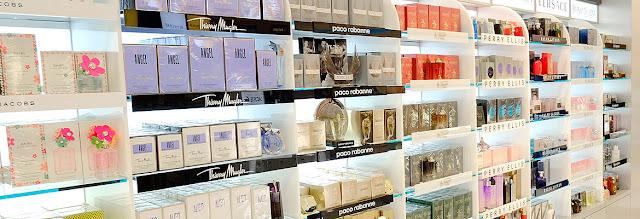 địa điếm bán nước hoa chính hãng ở Phú Nhuận