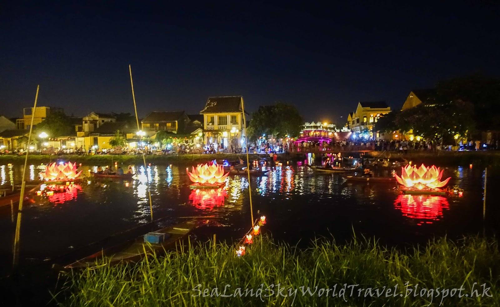 海陸空遊世界: 越南峴港自由行第五天: 會安古城