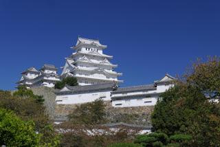 漆喰 姫路城