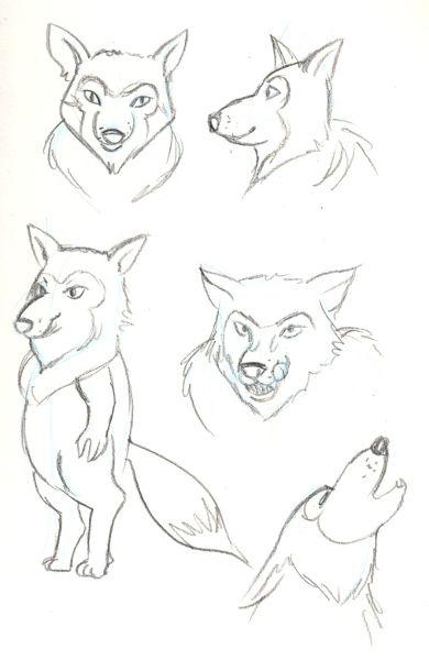 IM Challenge #3 [Aramis] : Les loups garoux de Thiercelieux   Recherche_loup02