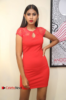 Actress Model Honey Pictures at Anoos Franchise Salon and Clinic Launch  0069.JPG