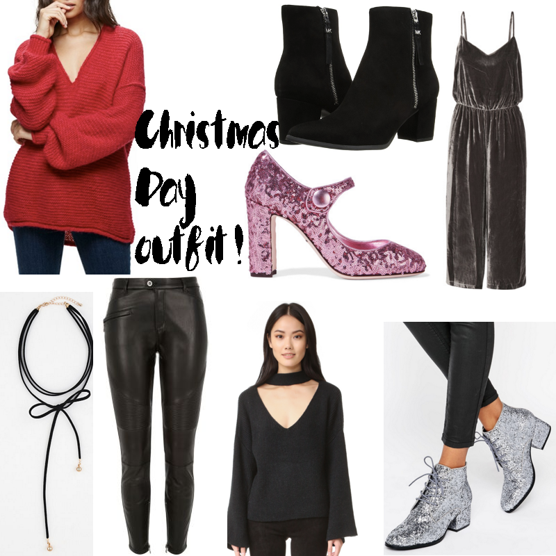Weekend Shop: Christmas outfit ideas