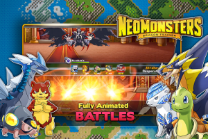 Download Game Neo Monsters Apk