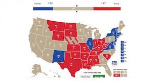 Kemenangan Trump di Ohio, Pertanda Buruk untuk Hillary?