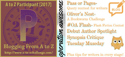 #AtoZchallenge 2017 Operation Awesome ~ Prioritizing the Writer's Life via a Business Plan by Becca Puglisi