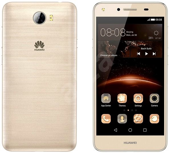 Come proteggere foto e video su Huawei Y5 (II) con password