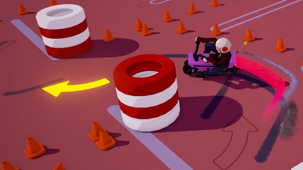 لعبة سكوتر Scoot Scoot