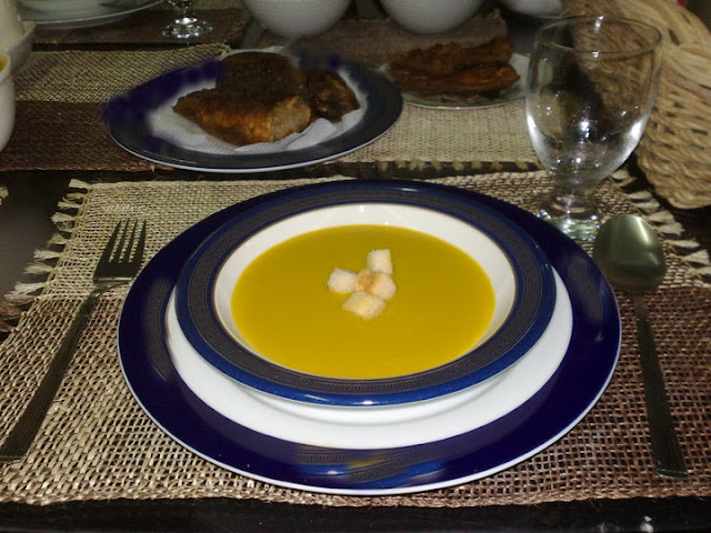 creamy squash soup recipe