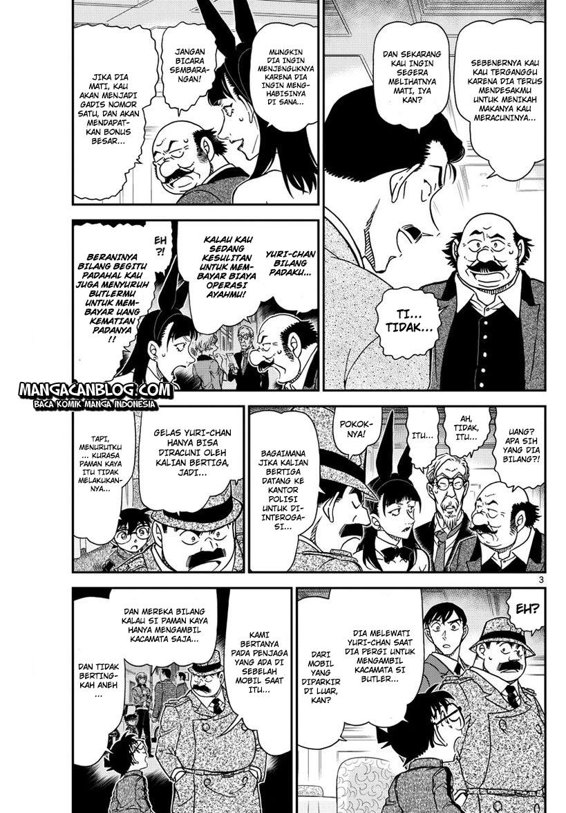 Detective Conan Chapter 1012-3