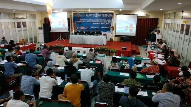 Perhitungan Selesai, Prabowo-Sandi Menang di Seluruh Kecamatan di Kota Binjai