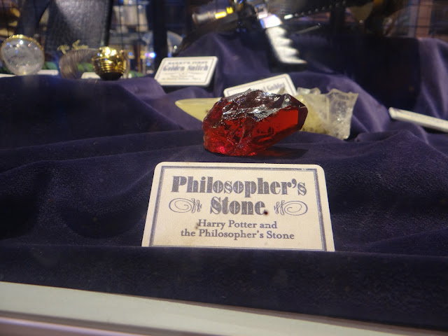 The Warner Bros. Studio Tour: The Philosopher's Stone