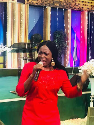 Enter Christy Idahosa With 'Greater Than All' (photo)