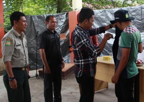 BPBD Aceh Besar Sosialisasikan Penanggulangan Bencana Kepada Relawan
