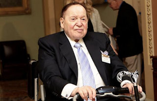 Report: Adelson splits with Bannon over 2018 efforts