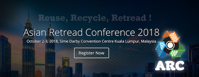 Asian Retreads Conference 2018 (ARC) - Detailed Information