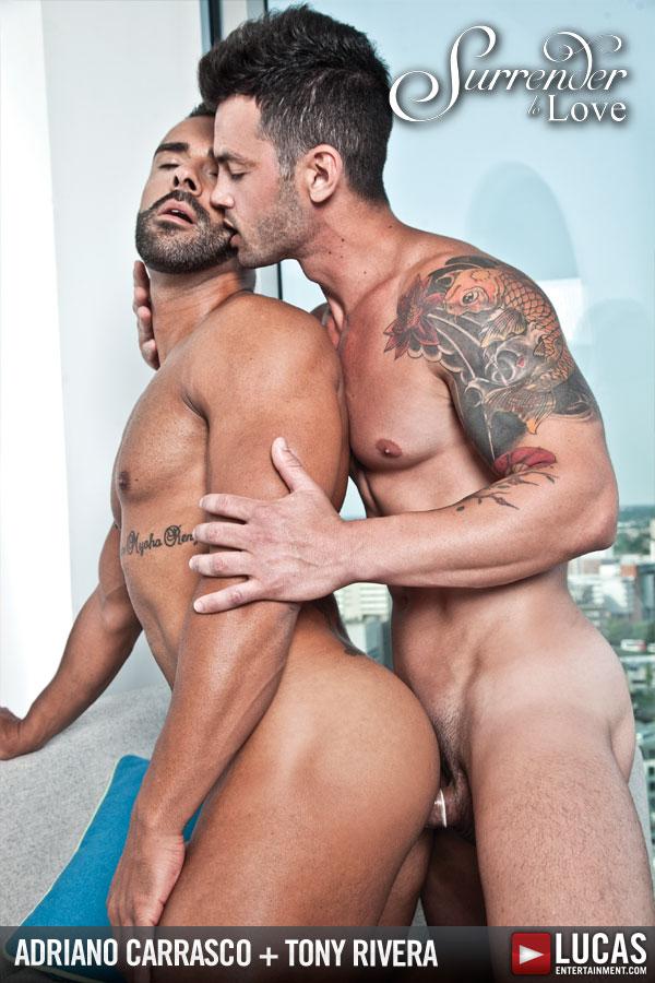 porn gay tony rivera