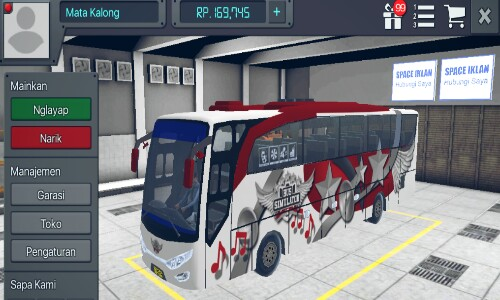 Cara Bermain Game Bus Simulator Indonesia