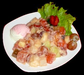 salad buah sidoarjo