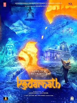 Kedarnath Movie First Look & Poster, Kedarnath Movie Latest Images & Wallpapers