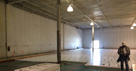 Key Considerations When Selecting Rigid Foam Insulation for Cold Storage Facilities