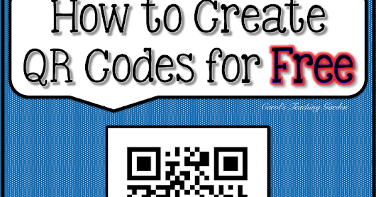 How to Create QR Codes for Free