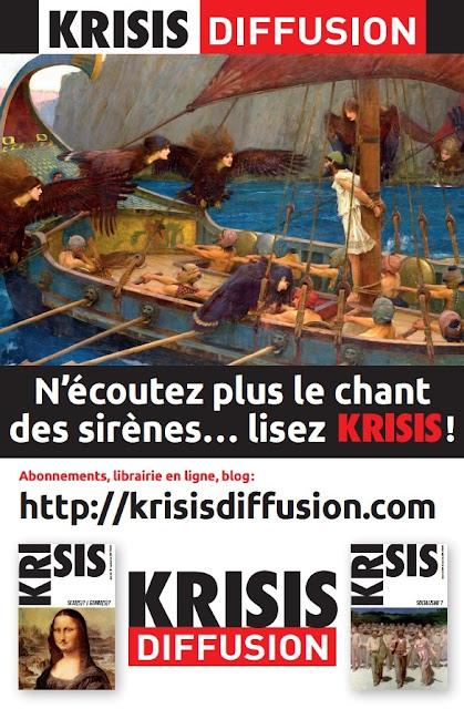 revue Krisis