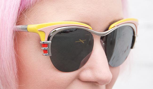 Prada, Cadillac, Sunglasses