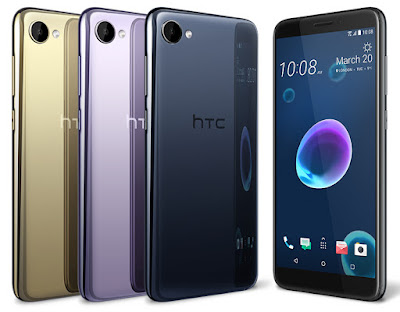 HTC Desire 12 and Desire 12+ with HD+ Display launched in India