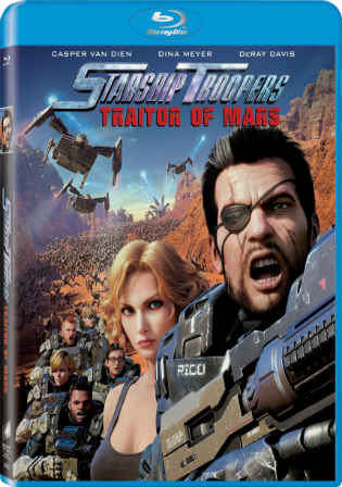 Starship Troopers Traitor of Mars 2017 BRRip 600MB English x264 Watch Online Full Movie Download bolly4u