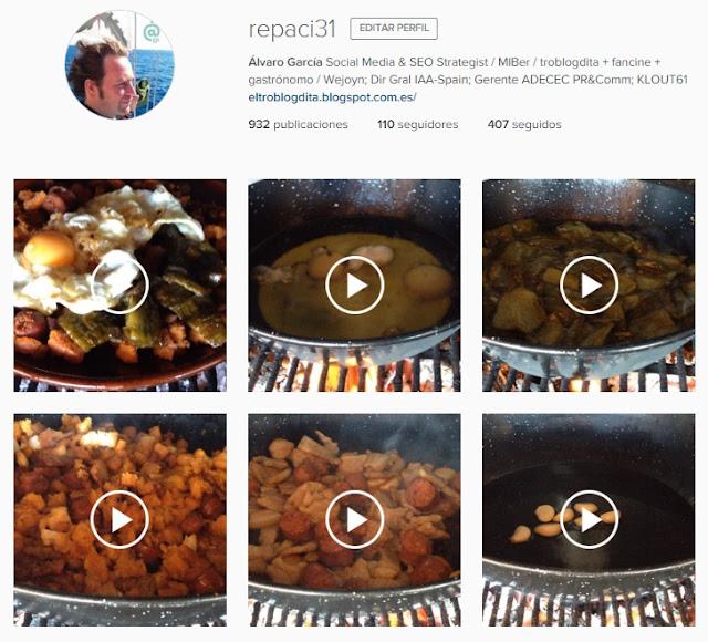 """Youtube: Receta de """"el gastrónomo"""" - Migas extremeñas - ÁlvaroGP - Álvaro García - el troblogdita - También en Instagram y Google +"""