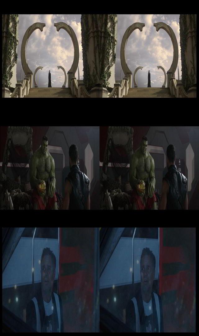 Thor: Ragnarok (2017) 3D SBS Latino