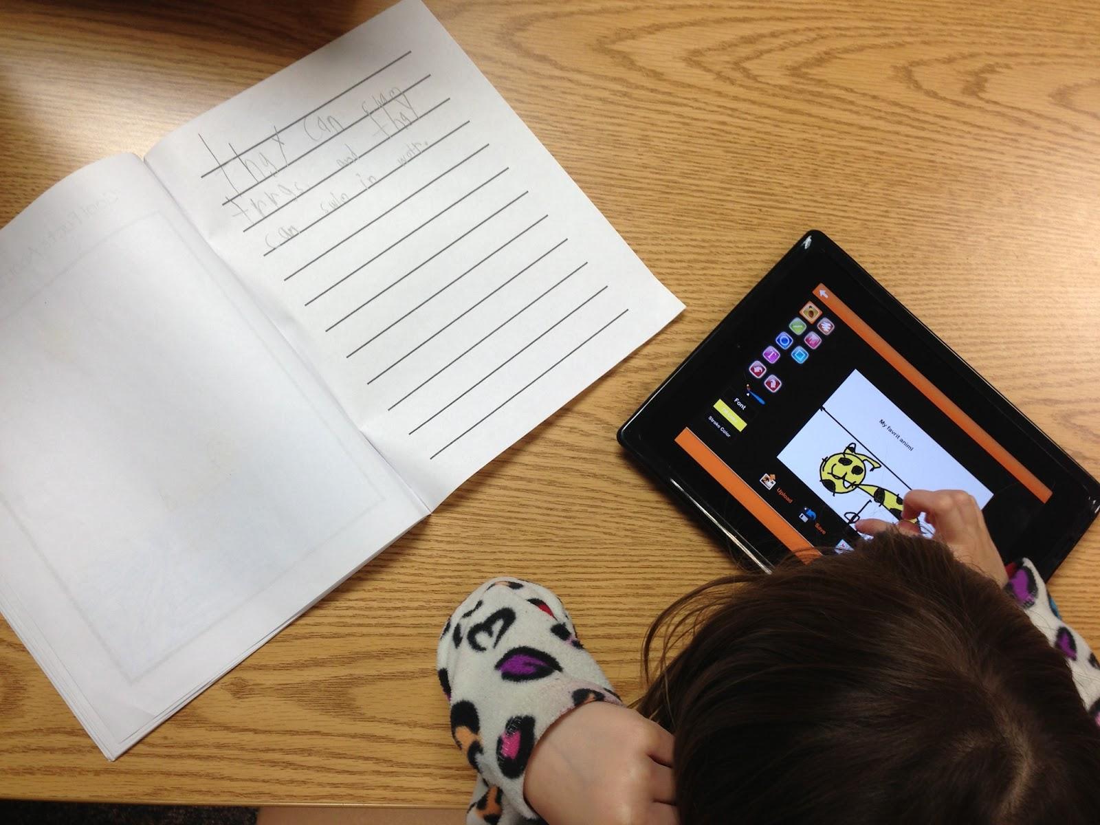 Kindergarten Animal Research Project