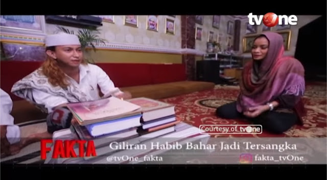 Di FAKTA tvOne, Habib Bahar Angkat Bicara Usai Ditetapkan Tersangka