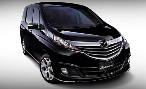 harga mobil mazda dealer resmi Mazda Biante