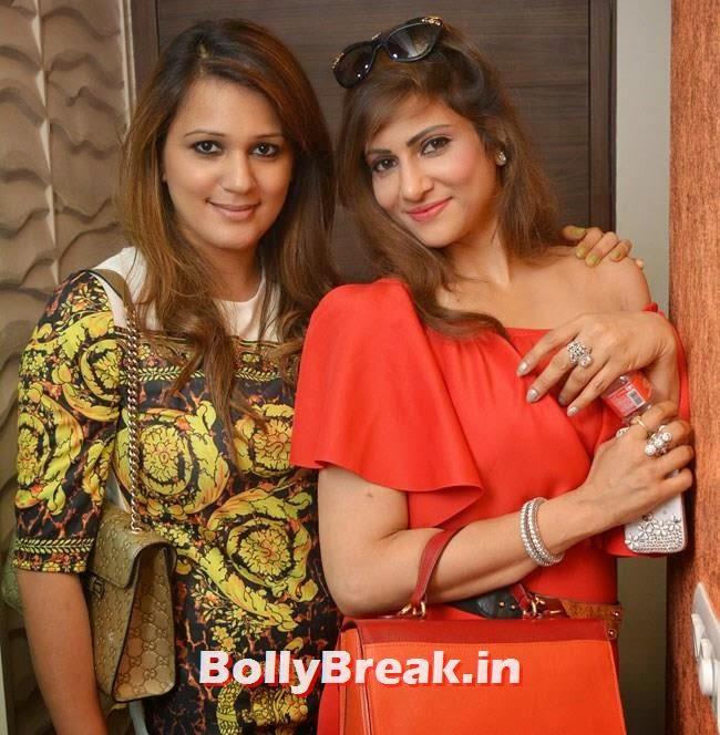 Sherry Kathuria and Reena Jain, Hair and Makeup Studio 'ANGE', Launch Pics