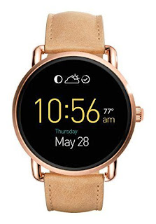 Jam tangan digital fossil