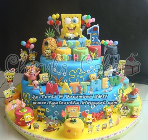 Tier Sponge Cake Recipe