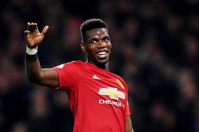 «Манчестер Юнайтед» может продать Погба в «Реал» за € 187 млн