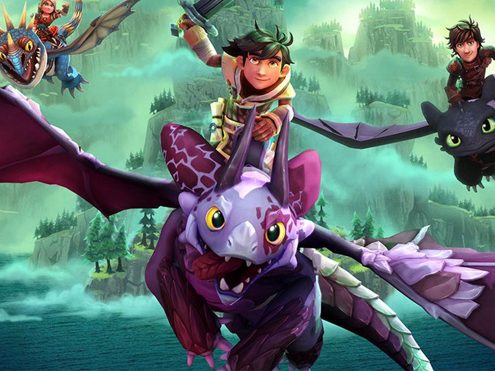 DreamWorks Dragon Dawn of New Riders (kaskus.co.id)