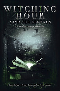 Witching Hour Sinister Legends Cover